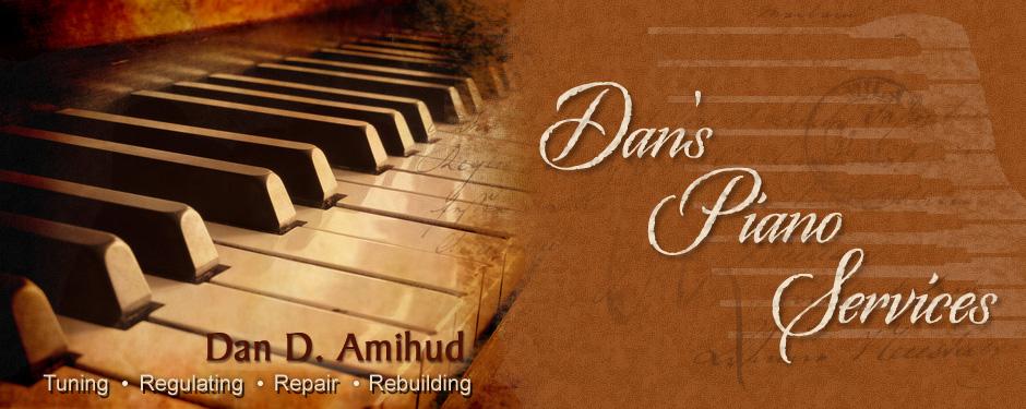 Dan's Piano Service